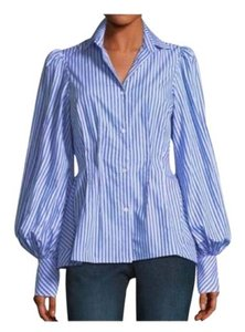 Petersyn Button Down Shirt Blue