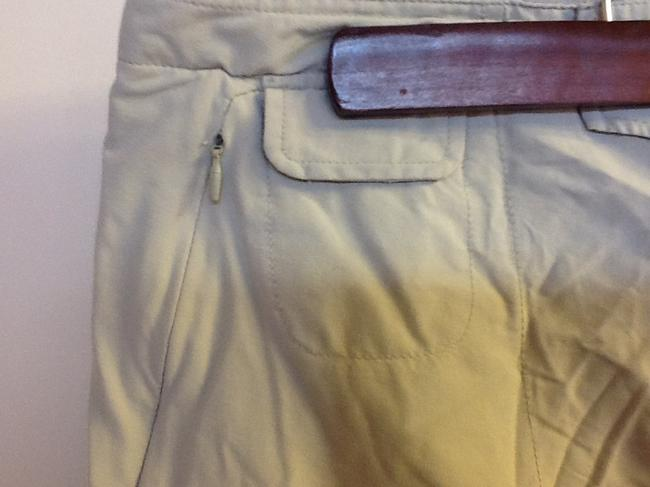 Columbia Sportswear Company Stretchy Cute Summer Hiking Versatile Comfortable Skort Light Brown