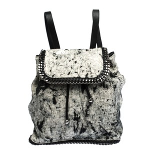 Stella McCartney Canvas Leather Backpack
