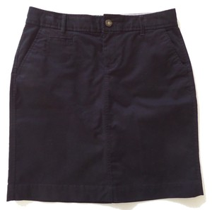 Old Navy Nwot Casual Straight Skirt Black