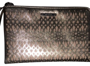 Stella & Dot Metallic Clutch