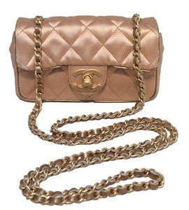 Chanel Classic Classic Flap Evening Mini Shoulder Bag