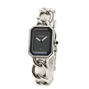 Chanel Chanel H3248 Premiere M SS Watch Stainless Steel Ladies CHANEL