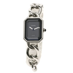 Chanel Chanel H0452 Premiere L Watch Stainless Steel SS Ladies CHANEL