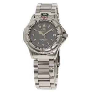 Tag Heuer Tag Heuer WF1211 Professional Watch Stainless Steel SS Ladies TAG HEUER