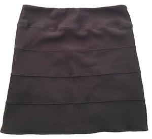 Love Culture Mini Skirt Slate