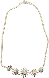David Yurman David Yurman Starburst Diamond Station Necklace