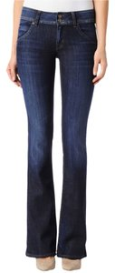 Hudson Jeans Beth Boot Cut Jeans-Distressed
