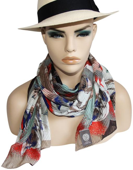 Item - New with Tags Long Rectangle Flower Scarf/Wrap