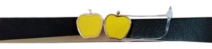 Kate Spade Kate Spade kissing apples belt