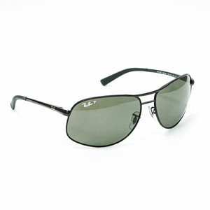 Ray-Ban Green Polarized Lens RB3387 002/9A Unisex Aviator