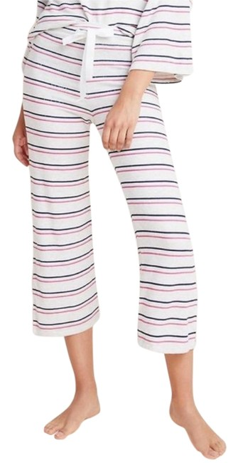 Preload https://img-static.tradesy.com/item/27510982/anthropologie-pink-gray-sundry-striped-hacci-pants-size-12-l-32-33-0-1-650-650.jpg