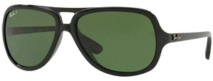 Ray-Ban Green Polarized Lens RB4162 601/2P Unisex Aviator