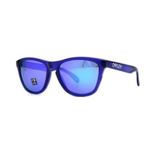 Preload https://img-static.tradesy.com/item/27511190/oakley-crystal-purple-frame-and-violet-iridium-polarized-lens-oo9013-h8-unisex-rectangular-sunglasse-0-1-540-540.jpg