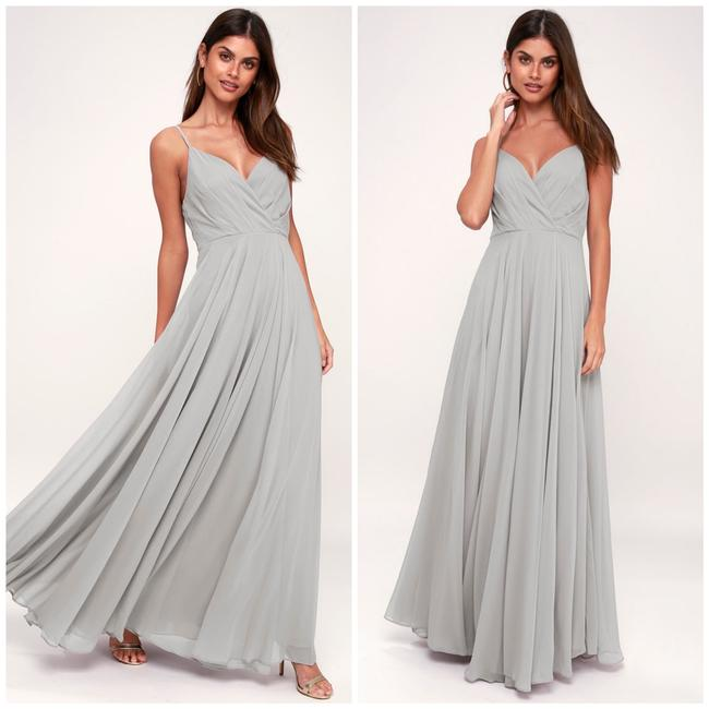 Preload https://img-static.tradesy.com/item/27511236/lulus-grey-all-about-love-light-long-formal-dress-size-8-m-0-0-650-650.jpg