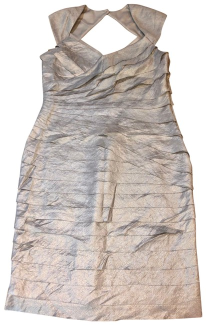 Preload https://img-static.tradesy.com/item/27511248/london-times-silver-gray-tiered-open-back-mid-length-cocktail-dress-size-14-l-0-1-650-650.jpg