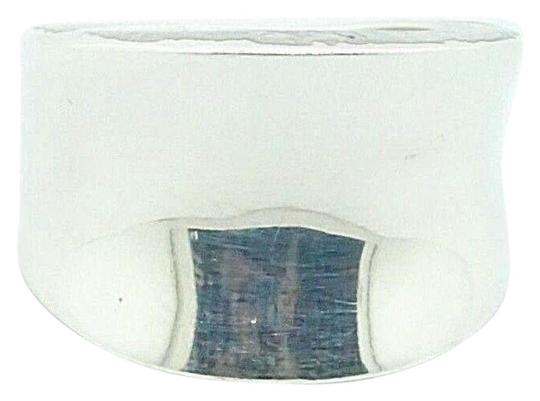 Preload https://img-static.tradesy.com/item/27511271/women-s-sterling-silver-925-concave-wide-band-21173b-ring-0-2-540-540.jpg
