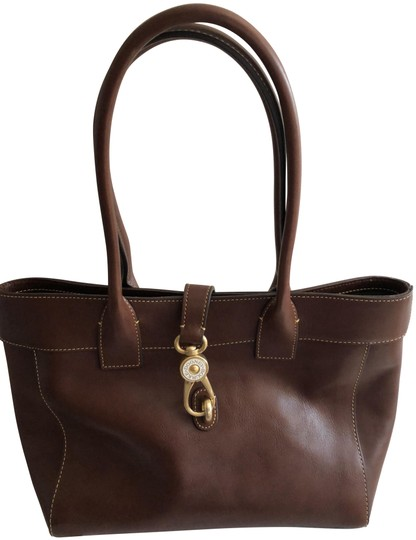 Preload https://img-static.tradesy.com/item/27511341/dooney-and-bourke-amelie-shoppertote-colorleather-lined-chestnut-florentine-leather-tote-0-1-540-540.jpg