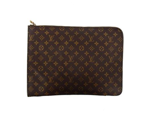 Preload https://img-static.tradesy.com/item/27511348/louis-vuitton-portfolio-posh-documan-brown-monogram-canvas-leather-clutch-0-0-540-540.jpg