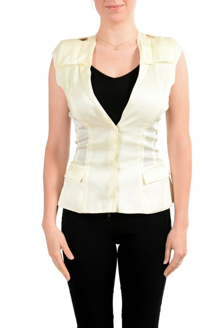 Preload https://img-static.tradesy.com/item/27511401/costume-national-beige-c-n-c-women-s-silk-button-blouse-size-12-l-0-0-650-650.jpg