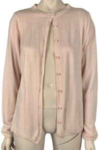 Marks & Spencer Soft Stretchy Mother Of Pearl Sweater