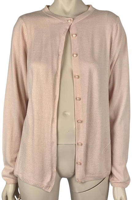 Preload https://img-static.tradesy.com/item/27511529/marks-and-spencer-long-sleeve-cardigan-pearl-buttons-pink-cream-sweater-0-1-650-650.jpg