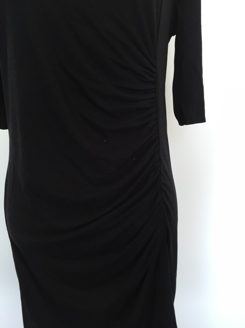 Isabella Oliver short dress black on Tradesy