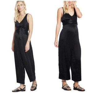 Hatch wrap jumpsuit