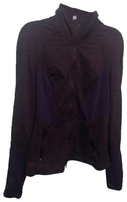 Item - Purple Live In Performance Activewear Outerwear Size 8 (M)