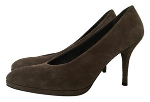 Stuart Weitzman Brown Pumps