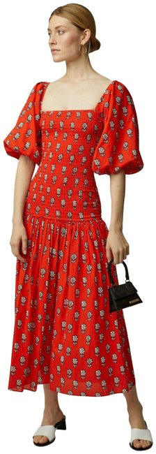 Item - Red XS Harper Midi Long Casual Maxi Dress Size 2 (XS)