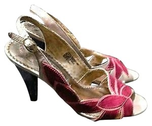 Other Funky Spring Poetic Licence Poetic License Irregular Choice Fucshia tan purple Formal