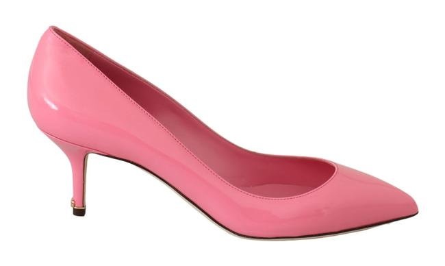Item - Pink Patent Leather Dolce & Gabbana Pumps Size US 6 Narrow (Aa, N)