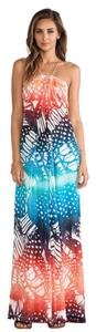 Multi-Color Maxi Dress by Diane von Furstenberg