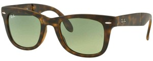 Ray-Ban Green Gradient Lens Rb4105 894/4m Unisex Square