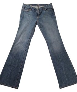 LOFT Boot Cut Jeans-Light Wash