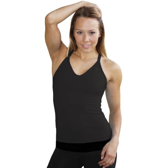 Item - Black Cotton Doll Activewear Top Size 4 (S)