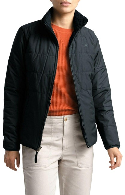 The North Face Black Merriewood Reversible Jacket Size 12 (L) The North Face Black Merriewood Reversible Jacket Size 12 (L) Image 1