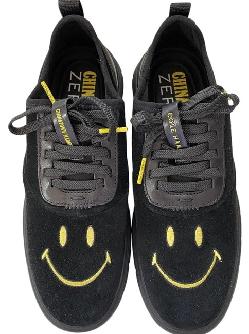 Item - Black X Chinatown Market Limited Edition Collaboration Sneakers Size US 6.5 Regular (M, B)