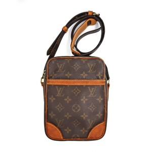 Louis Vuitton Danube Shoulder Monogram Cross Body Bag