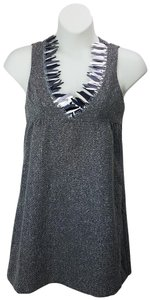 Anna Sui for Target short dress Gray Plus Size Unique Tunic Top on Tradesy