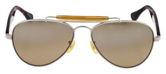 Oliver Peoples OV1114 Oliver Peoples Sunglasses Aviator Men The Soloist Teardrop Aviator Vintage Style W Case