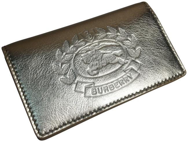 Item - Gold Tan Leather with Zipper Wallet