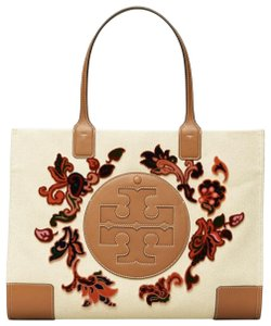 Tory Burch Tote in Ivory Mountain Paisley
