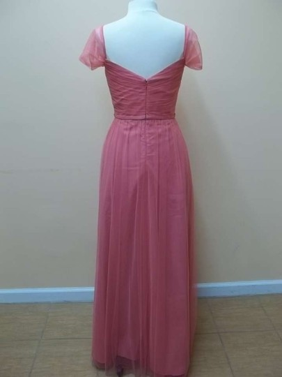 Alfred Angelo Carnation Soft Net 510 Formal Bridesmaid/Mob Dress Size 10 (M)