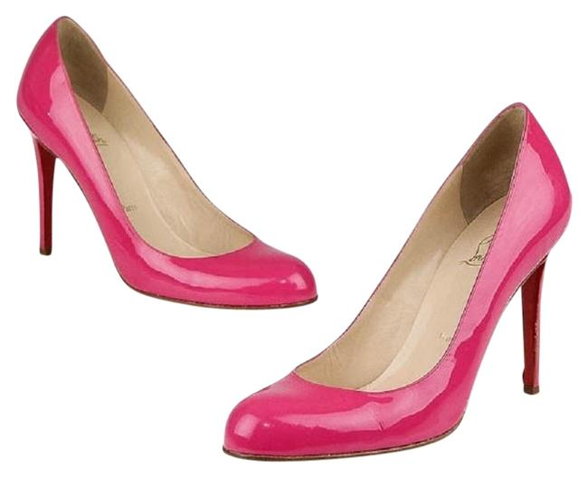 Item - Pink Bubblegum Barbie Patent Leather Simple 100 Pumps Size EU 35 (Approx. US 5) Narrow (Aa, N)