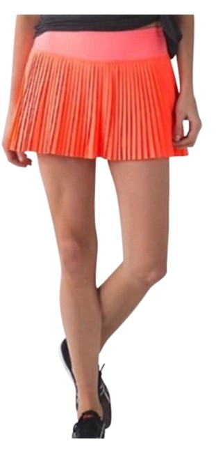 Item - Orange Nwot Pacesetter Skirt Activewear Size 6 (S)