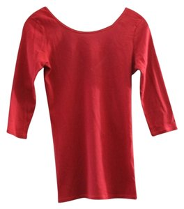 Victoria's Secret T Shirt Red