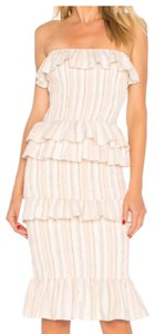 Tularosa Strapless Dress