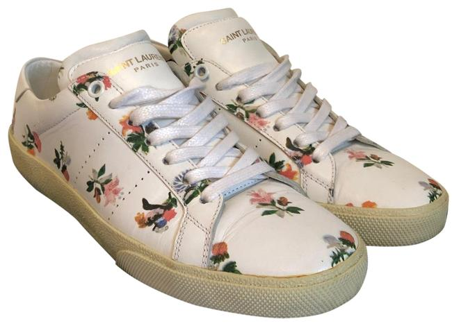 Item - White Black Pink Red Green Off White Paris Sneakers Size EU 36 (Approx. US 6) Regular (M, B)
